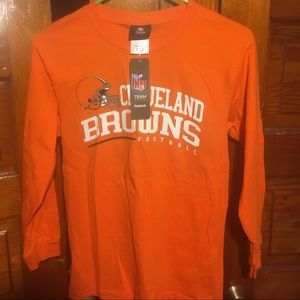 Cleveland browns tshirt